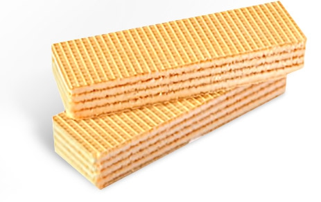 "Weighted wafers ""Milky"", ""Polus"""